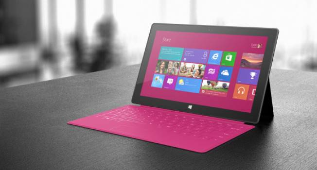 Will Microsoft's Surface Pro Scratch The Surface of Computing Public's Attention?