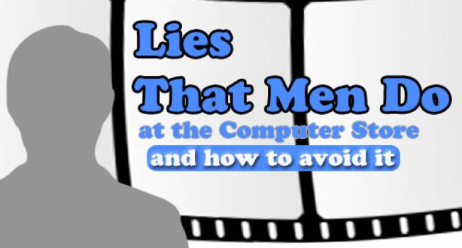 Most Common Lies That Computer Salesmen Do