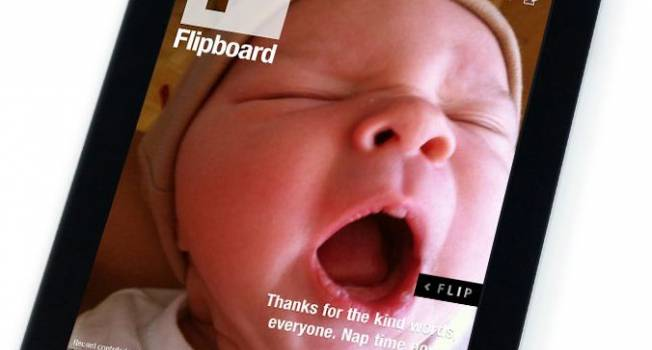 Flipboard…the best reason to own an iPad